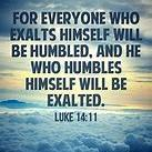 Humble Yourself